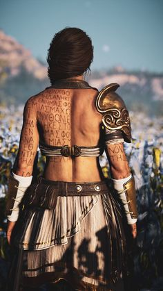 Assassins Creed Art, Assassins Creed Odyssey, Character Inspiration, Character Art, Character Design, Fantasy Characters, Female Characters, Assasing Creed, Videogames