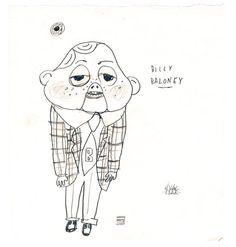Billy Baloney by Wayne White.