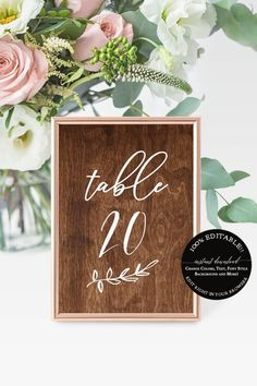 598 best wedding table numbers images in 2019 wedding table rh pinterest com