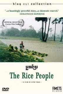 The Rice People (1994) In Cambodia, where families were torn apart in the communist Khmer Rouge's genocidal bid to transform the country into an agrarian utopia, it is ironic that people have lost touch with the land. For a generation of children, the rice comes not from the ground, but from a sack, offloaded from the back of a United Nations relief truck.