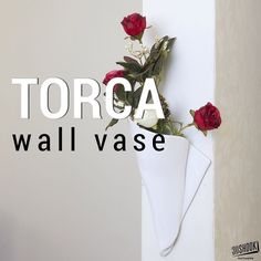 Something we liked from Instagram! Torch wall vase - a unique print for your home! Check us out at www.3dshook.com #3dprint #3dmodels #3dprinted #3dprinter #3dprinters #3dprinting #makers #makersgonnamake #PrintEverything #tech #technology #design #vase #vases #planter #cool #textures #modern #interiors #decor #3dshook by 3dshook check us out: http://bit.ly/1KyLetq