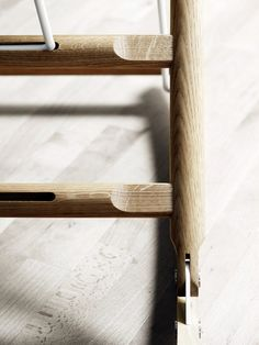 Young Danish designer reimagines the rocking chair at Carl Hansen & Son's New York showroom