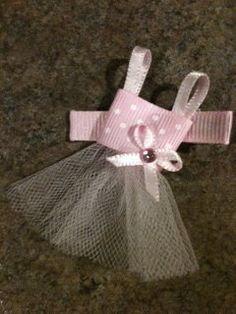 Hey, I found this really awesome Etsy listing at http://www.etsy.com/listing/104898352/tiny-tutu-hairclip