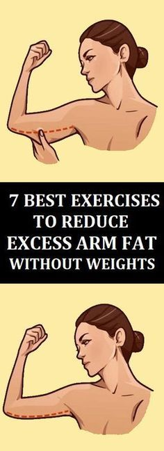 Excess fat on the arms is a big problem which can ruin your self-esteem and make you feel unpleasant in shirts or sleeveless dresses.