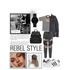 Rebel style aka style zebra😂no I'm kidding😂just rebel style😉(maybe😂)#badgirlgang#younotwantplaywithmebabe#black#zebra#adidas#rebelheart#idontcare#whynot#whyyes#myturnsogoaway#sarahswaaaaaaag
