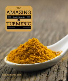 Health Benefits and Uses for Turmeric #herbs