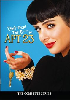 Don t Trust The B In Apartment 23 Season 1+2 DVD Complete Series Dont Bitch Apt