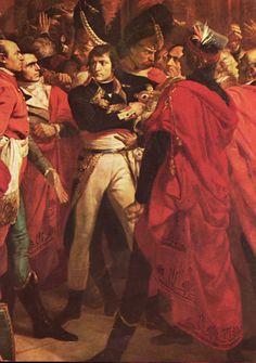 Bonaparte e il colpo di stato del 19 brumaio