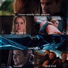 You are divergent