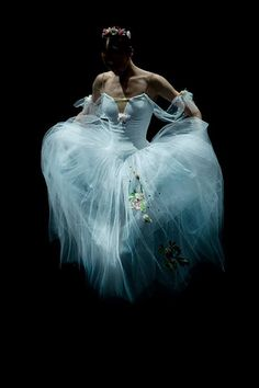 And...Ballet Dance Star by Sasha Gouliaev, Musetouch.