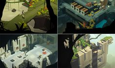 Lara Croft Go, new game on Android and IOS