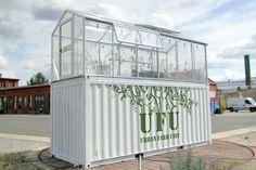 Schrebergarten 2.0: Urban gardening mit der Urban Farm Unit