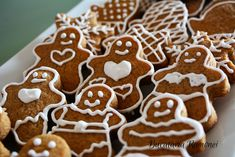 Sweets Recipes, Desserts, Cake Bars, 200 Calories, Gingerbread Cookies, Biscuits, Recipies, Food And Drink, Christmas