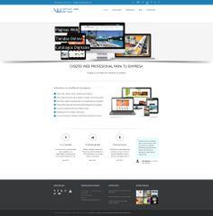 Web Virtual Web Estudio - Inicio #diseñoweb #paginasweb #DiseñadorWebValencia #DiseñadorWeb