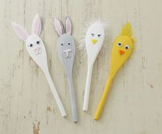 wooden spoon easter
