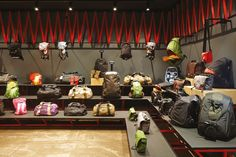 Retail Design – Crumpler by Ryan Russell for Russell & George.