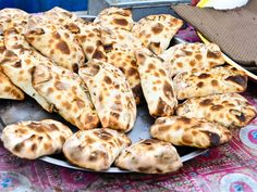 Dispatches From the Silk Road: The Must-Try Uyghur Food of Kashgar