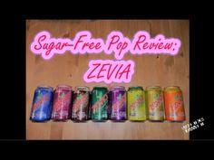 Review of Zevia - Stevia based Cola