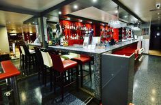 Nice Bar to Enjoy a Drink before and after your meal Shimla, Beat The Heat, Liquor Cabinet, Meal, Restaurant, Drink, Nice, Storage, Furniture