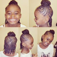 Black Little Girls Hairstyles Enchanting Top 100 Black Little Girl Hairstyles Photos Isn't She Adorable