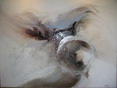 """Divine Unity"" By Tasha Mrazek  Abstract Art, South African artist, greys, Maroon, blues, pattern, Modern, Contempary,Fluid art,interiors."