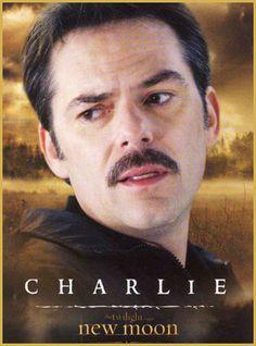 Charlie Swan #NewMoon