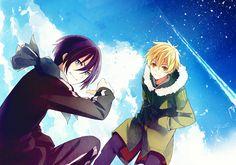 Yato and Yukine!