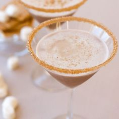 Toasted Marshmallow Cocktail Rim Sugar | Dell Cove Spice Co.