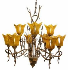 Claudette Chandelier   Wrought iron, Lighting sale and Chandeliers