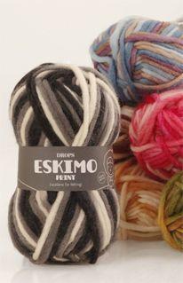 DROPS Eskimo colour chart ~ DROPS Design