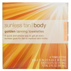 Target Mobile Site - Sonia Kashuk® Sunless Tan Face & Body Tanning Towelettes