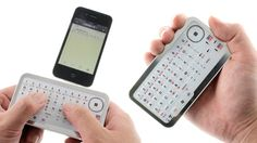 This Mouse-Keyboard Combo Is Smaller Than Your Smartphone