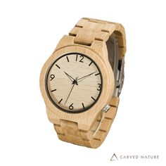 Buy Online Minimalist Wood Watch A beautiful handmade wooden timepiece for both men & women who like to keep things simple & classy. Minimalist style that looks good in any setting. Make a statement without saying a word. Sport Watches, Cool Watches, Wooden Watches For Men, Presents For Men, Handmade Wooden, Wood Watch, Jewelry Collection, Minimalist Style, Minimalist Fashion