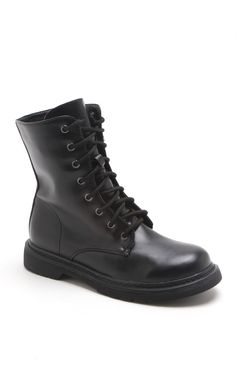 Black Poppy Clea Lace Up Boots  pacsun 790f60eebd0