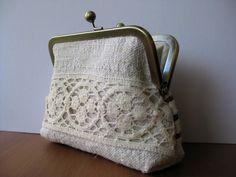 Clutch eco friendly bag