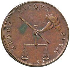 Artemide Aste - Asta XXVI: 1250 - Eugenio IV (1431-1447) Medaglia di restituzione (metà XVIII sec.) - Dea Moneta