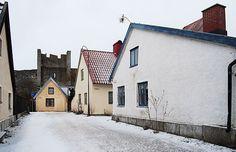 Visby city wall - Wikipedia, the free encyclopedia