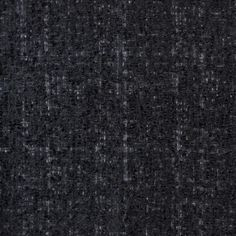 We love this wool boucle from Marc Jacobs. It's super-soft to the touch, and it has a smooth hand, almost like the yarns have been felted. Medium-weight. We'd turn this into jackets, coats and skirts that we'd wear for years. Charcoal.