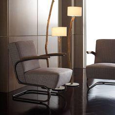 Reclining Sofa Miles Arm Chair Grey Twill