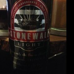 Stonewall Light slim & sleek can!
