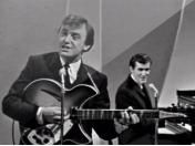 Gerry & The Pacemakers on The Ed Sullivan Show.