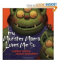 Create a valentine love monster with your students after reading this book