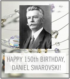 Happy returns Daniel Swarovski