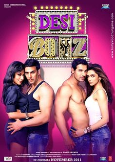 Release Date: 24 November 2011 (Kuwait)  Genres: Action | Comedy  Cast: Akshay Kumar, John Abraham, Deepika Padukone, Sanjay Dutt, Anupam Kher  Plot:  Its the year of economic recession and the whole world has been struck by the financial meltdown except Nick Mathur and Jerry Patel who don`t feel any discomfort in their lives in London. Nick gloats about his job as an investment banker and his beautiful fiance, Radhika while Jerry is too used to living off his friend Nick that there is no…