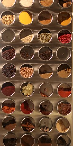 DIY magnetic spice rack - 66 Square Feet (Plus)