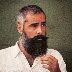 beards carefully curated — David