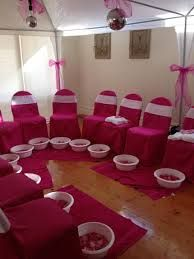pamper party ideas - Google Search