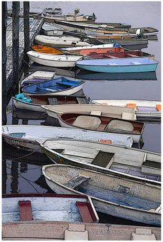 Cape Porpoise - Colorful Boats Small Towns, New England, Boats, Maine, Colorful, Explore, Trips, Dreams, Sea