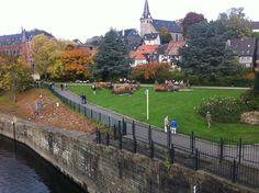 Beautiful Kettwig ,Germany visit . Oct.2012