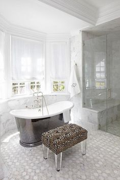 1000 images about miejsce na wann wykusze i lukarny w for Bathroom designs with bay windows